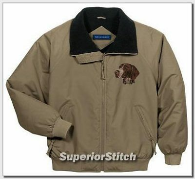 GERMAN SHORTHAIRED POINTER challenger jacket ANY COLOR