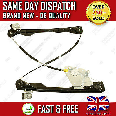 Ford Focus 99 04 Front Right Electric Window Regulator 4/5 Doors For Multi Pin
