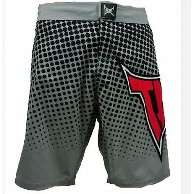 Bnwt Tapout Dig It All Charcoal Mma Shorts Ufc Tuf 30 34 36 38 40