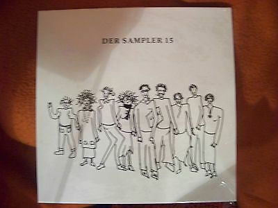 Der Sampler 15   Line Records  NEU  OVP  mit Seeds, Small Faces u.v.a.