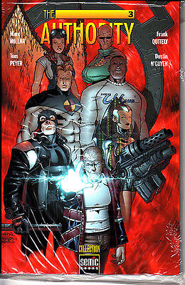 The Authority   Volume  3    Semic Books  Editions Semic