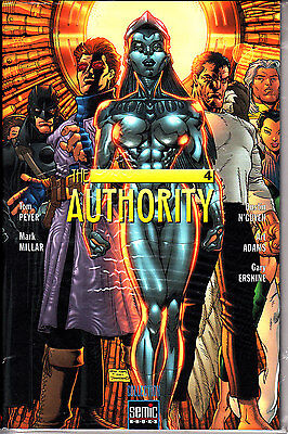 The Authority   Volume  4    Semic Books  Editions Semic