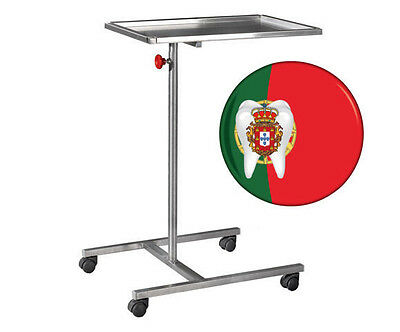 Medical Mayo Type Instruments Table Tray Stainless Steel ANGELUS