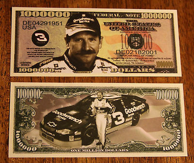 Dale Earnhardt Sr. Nascar Goodwrench The Intimidator