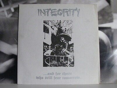 Integrity – ... And For Those Who Still Fear Tomorrow - Lp Limited Ed. + Booklet