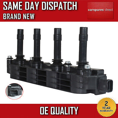 Vauxhall Astra F / G 1.4, 1.6 94-2001 Cassette Ignition Coil Pack 2 Yr Warranty