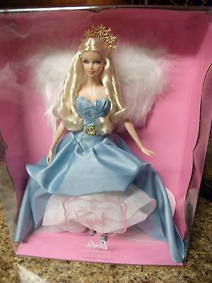 NIB Barbie 2010 Couture Angel Doll -Front Of Box Is Misprinted Backwards!*