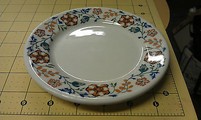 SYRACUSE CHINA SORRENTO FLORAL 6 1/4 INCH  PLATE