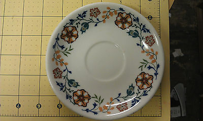 SYRACUSE CHINA SORRENTO FLORAL SAUCER PLATE
