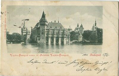 HONGRIE HUNGARY BUDAPEST Cpa N°24 1900