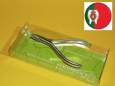 New Dental Orthodontic Plier Round Concave for loop forming wire ANGELUS