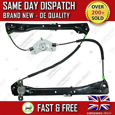 Vw Golf Mk5 2003-2009 4 Door Front Right Side Window Regulator Without Motor New