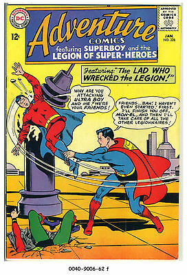 ADVENTURE COMICS #328 © 1965 DC Comics f