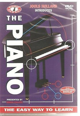 Jools Holland Introduces The Piano Dvd - The Easy Way To Learn