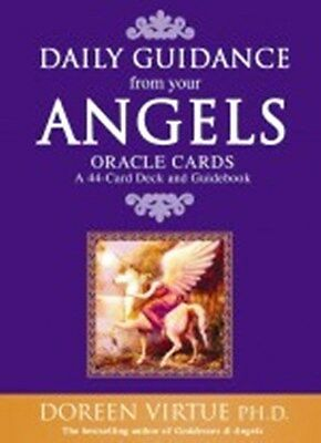 Daily Guidance from Your Angels Cards by Doreen Virtue