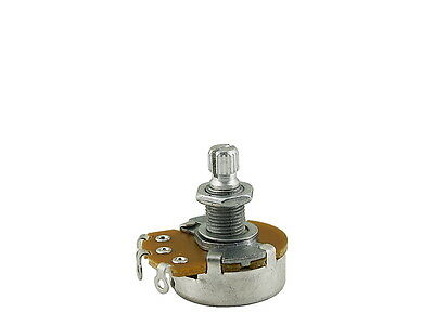 Poti Potentiometer A500 kOhm 8 mm Ø Gewinde