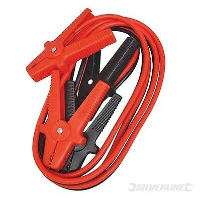 Heavy Duty 600 AMP Car Battery Booster Cable Jump Leads 3.6m (594260)