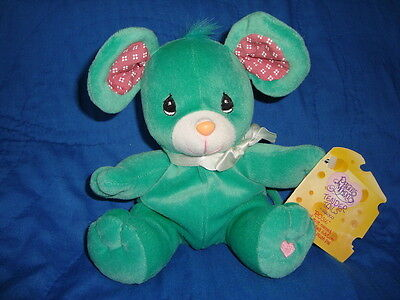 Precious Moments Tender Tails Mouse ROSIE Plush 1998 7""