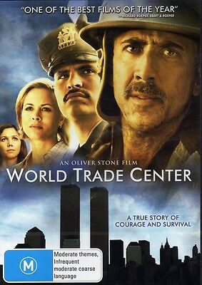 World Trade Center DVD Nicolas Cage Maria Bello New R4