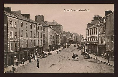 Ireland WATERFORD Broad St early PPC