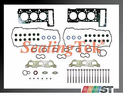 Fit 2001-10 Chrysler 2.7 V6 DOHC MLS Head Gasket Set w/ Bolts Kit 167 EER engine
