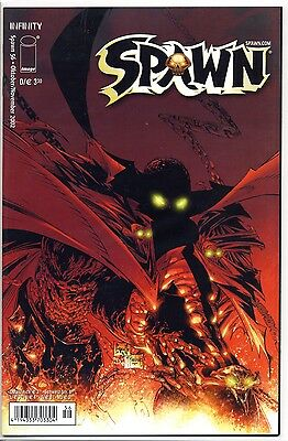 SPAWN # 56 KIOSK deutsch INFINITY (US 111+112) +TOP+