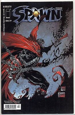 SPAWN # 57 KIOSK deutsch INFINITY (US 113+114) +TOP+
