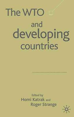 NEW The WTO and Developing Countries by Hardcover Book (English) Free Shipping
