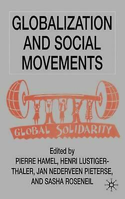 NEW Globalization and Social Movements by Hardcover Book (English) Free Shipping