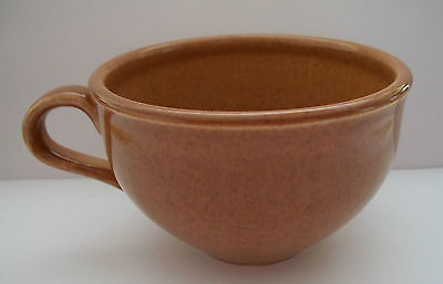 Iroquois Casual China Ripe Apricot By Russell Wright Cup(s) Made In USA