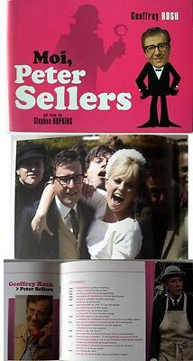 MOI, PETER SELLERS - G.Rush - C.Theron - DOSSIER DE PRESSE / FRENCH PRESSBOOK