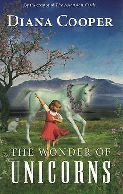 The Wonder of Unicorns by Diana Cooper (NEW)
