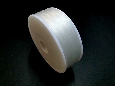 Nylon Beading Wire Thread Cord Clear 100M Extra Strong Hanging Props Non Stretch