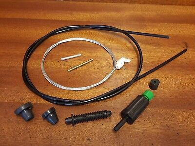 Renault 5 Gt Turbo New Accelerator Pedal Throttle Cable Carb Carburettor Kit
