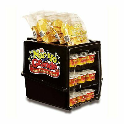 Gold Medal Nacho Cheese Cup Warmer Cabinet