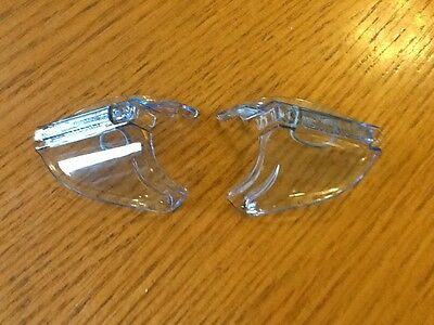 NEW B26+ Side Shields Wing Mate Pair Eye Glasses Protector safety