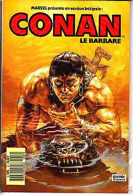 Conan  Le  Barbare  :n°  2      Editions   Semic France