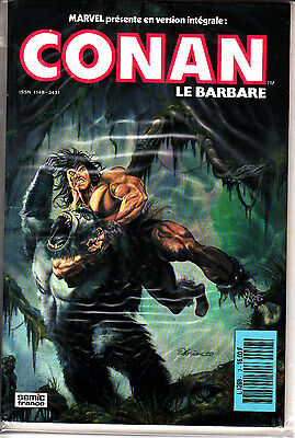 Conan  Le  Barbare  :n° 7      Editions   Semic France