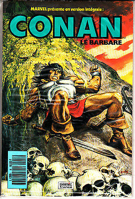 Conan  Le  Barbare  :n° 8      Editions   Semic France