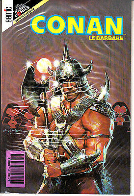 Conan  Le  Barbare  :n°25     Editions   Semic France