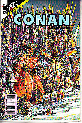 Conan  Le  Barbare  :n°27     Editions   Semic France