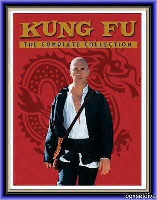 Kung Fu: The Complete Series Collection (1972) *Brand New Dvd Boxset*