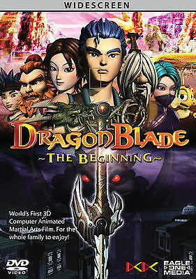 DragonBlade: The Beginning (DVD, 2008)