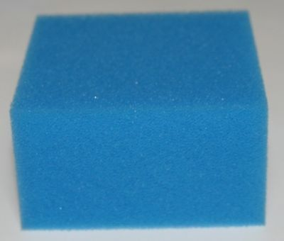 2 x Fine Aquarium Fish Tank Foam Filter Juwel Compact