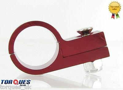 AN -10(AN10 AN 10) Red 20mm O.D Hose Clamp P Clip
