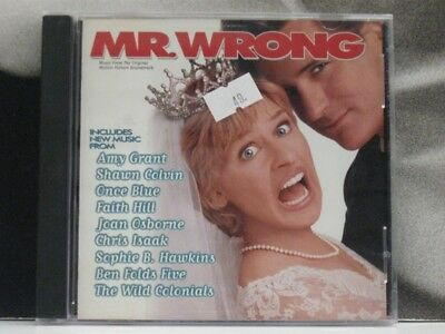 Mr. Wrong - Ost Cd Come Nuovo Like New Soundtrack