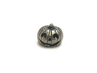 Halloween Pumpkin Thimble Pewter Collectable Great Gift Collectible Thimble