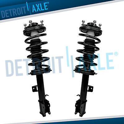FCS FRONT PAIR SHOCKS STRUTS For 2001-2012 FORD ESCAPE