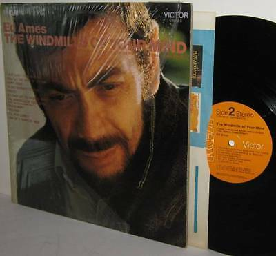 '69 ED AMES LP The Windmills Of Your Mind MINT MINUS in 75% of Shrinkwrap