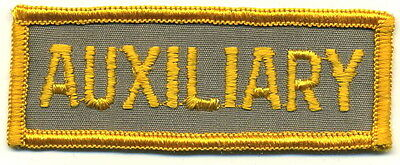 Auxiliary Patch